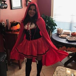 Little Red Riding costume